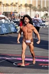 Paleo dieta per la corsa