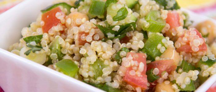 La quinoa è un alimento paleo?